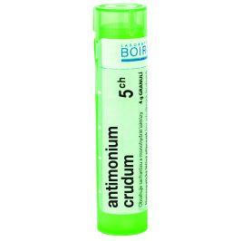 Boiron  Antimonium Crudum CH5 granule 4g