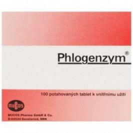 Phlogenzym Magensaftresistente tbl.obd.100
