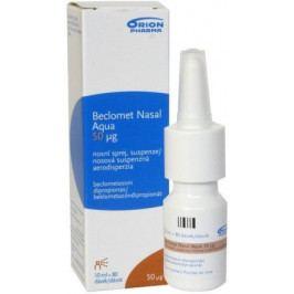 Beclomet Nasal Aqua 50mcg nas.spr.susp.1x23ml-200d