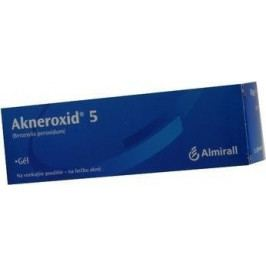 Akneroxid 5 gel 1 x 50g 5%