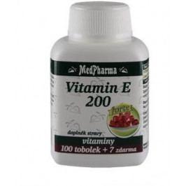 MedPharma Vitamín E 200mg forte tob.107