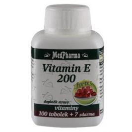 MedPharma Vitamín E 200mg forte 107 tobolek