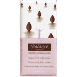 Balance Čokoláda z rýž.mléka s rýžovými křupin.85g