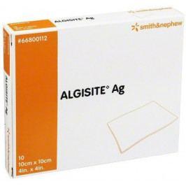 Algisite Ag krytí alginátové se stříb.10x10cm 10ks