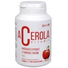 Acerola vitamin stardardizovaný prášek 99g