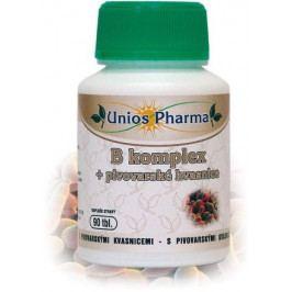 Uniospharma B komplex+pivovarské kvasnice tbl.90