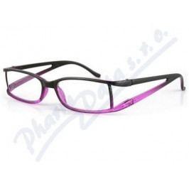 Brýle čtecí American Way +3.00 fialové 6155