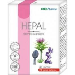 Edenpharma Hepal cps 30+10 zdarma