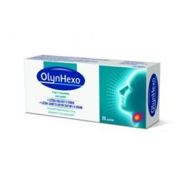 OlynHexo 5mg/1.5mg pastilky orm.pas.20