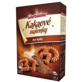 Glutaline kakaové sušenky bez lepku DRUID 120g