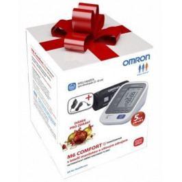 Tonometr OMRON M6 Comfort Intelli manž.+zdroj+5let