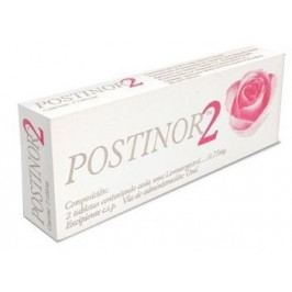 Postinor-2 por.tbl.nob.2x0.75mg