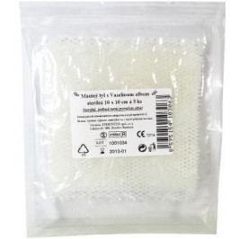 Krytí sterilní-mastný tyl 10x10cm/2ks Steriwund