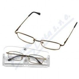 Brýle čtecí American Way +1.00 šedé v etui