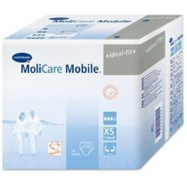 Inkont.kalh.MOLICARE MOBILE Extra Small 14ks