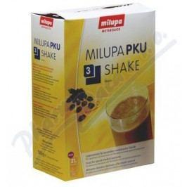 Milupa PKU 3 Shake Mocca por.plv.sol. 10x50g