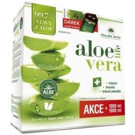 Aloe - šťáva z aloe 1000ml 1+1