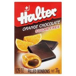 HALTER bonbóny Pomeranč s čokoládou 36g H202691