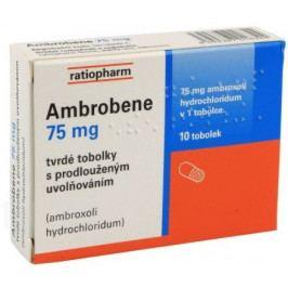 Ambrobene 75mg por.cps.pro.10x75mg