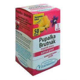 Vitarmonyl Pupalka & Brutnák 50 kapslí