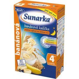 Sunarka banánová kašička na dobrou noc mléčná 225g