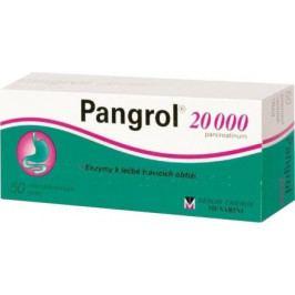 Pangrol 20000 por.tbl.ent.50 II