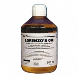 Lorenzo - Oil 500ml