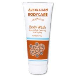ABC Tea tree oil tělové mýdlo 200ml