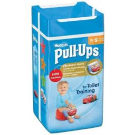 HUGGIES Pull Ups Small - Boys  9- 15 kg 16ks