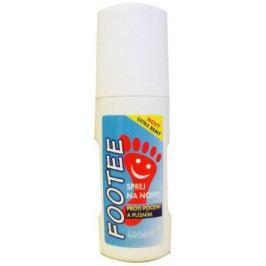 FOOTEE sprej na nohy proti pocení a plísním