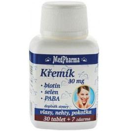MedPh Křemík 30mg+Biotin+PABA tbl.37