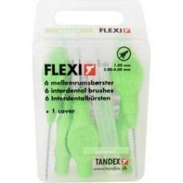 TANDEX Flexi mez.kar.1.0 zele.6ks 819077