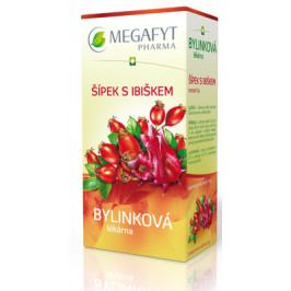 Megafyt Bylinková lékárna Šípek s ibiškem 20x2.5g