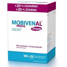 Mobivenal Micro Simple tbl.100+20
