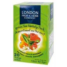 čaj LFH variace zelených čajů 4druhová 20x2g n.s.