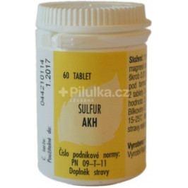 AKH Sulfur por.tbl.60
