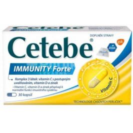 Cetebe IMMUNITY Forte cps.30