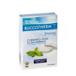 Buccotherm žvýkačky bez cukru s xylitolem 20 dražé