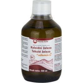 Koloidní železo + vitamín C 300ml
