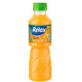 RELAX 100% pomeranč 0.3l PET