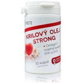 Vieste Krilový olej strong cps.30