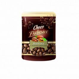 Poex  Mandle v hořké čokoládě DOYPACK 700g