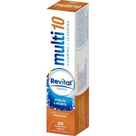 Revital Multi10 Pomeranč 20 šumivých tablet