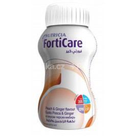 FortiCare Broskev a zázvor por.sol.4x125ml nový