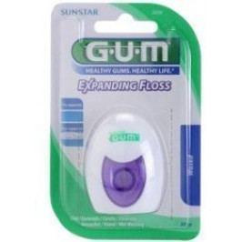 GUM nit Expanding voskovaná s mentolem 30m B2030M
