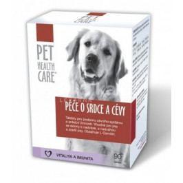 PET HEALTH CARE Péče o srdce a cévy pro psy tbl.90