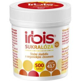 IRBIS Sukralóza s chromem tbl.500
