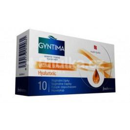 Fytofontana Gyntima vaginál. čípky Hyaluronic 10ks