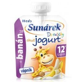 Sunárek Do ručičky s banány a jogurtem 80g