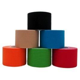 Kinesio tape TRIXLINE 5cmx5m oranžová